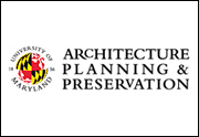 University of Maryland, School of Architecture, Planning, and Preservation