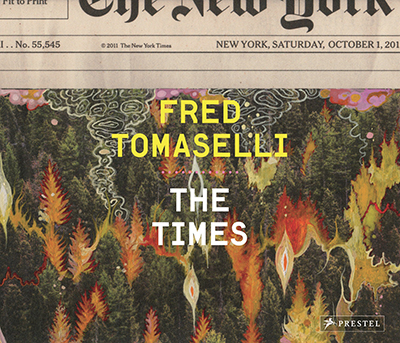 Fred Tomaselli<br />The Times