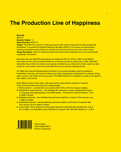 Christopher Williams<br />The Production Line of Happiness