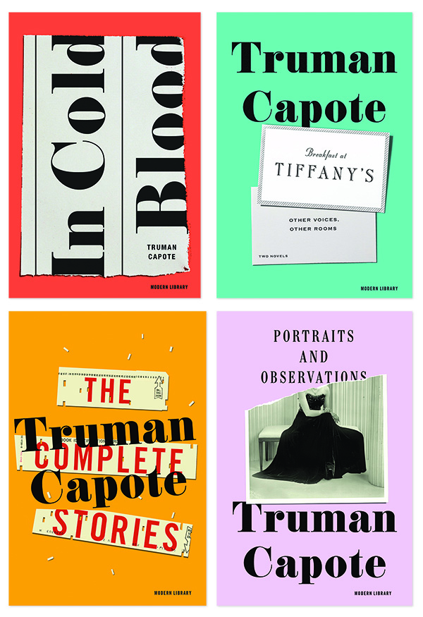 Truman Capote Series: In Cold Blood, Breakfast at Tiffany's, The Complete Stories, Portraits and Observations