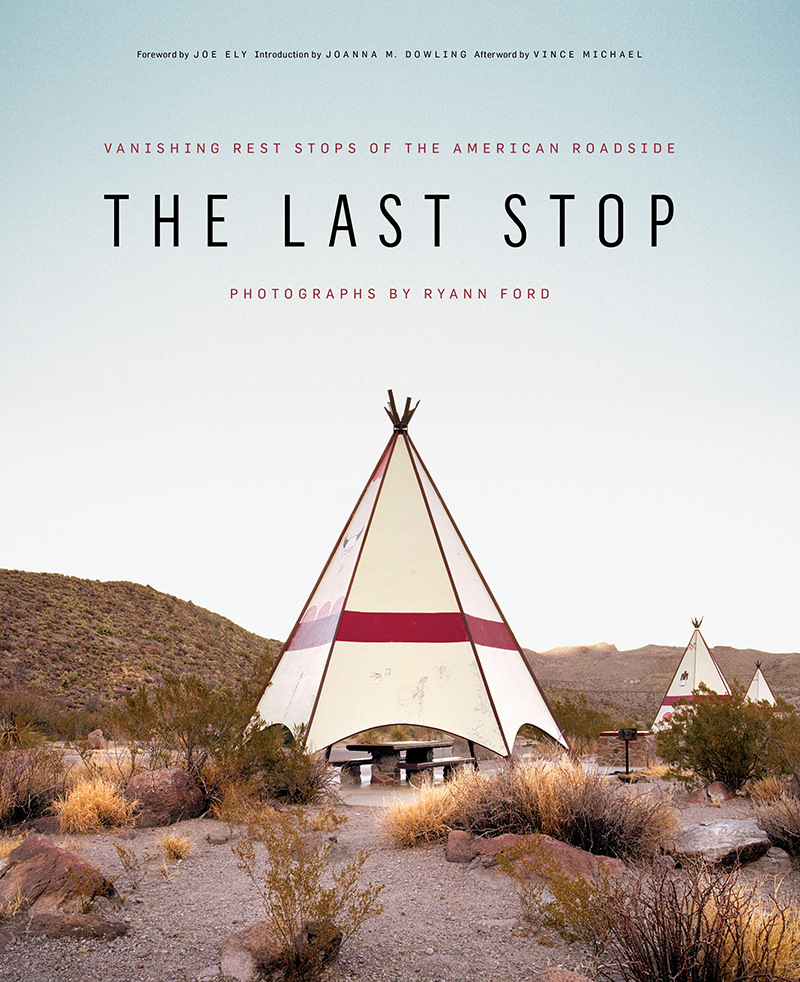 The Last Stop: Vanishing Rest Stops of the American Roadside