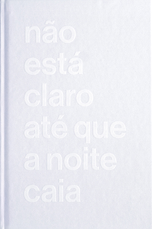 Juliana Stein – Não está claro até que a noite caia (It is not clear until the night falls)