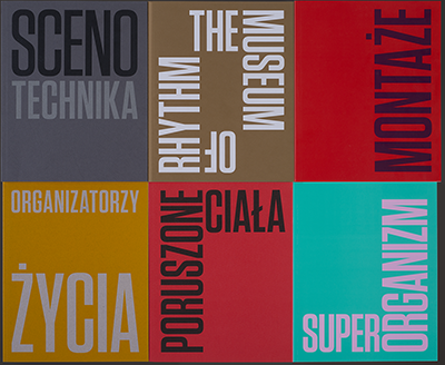 The series of albums celebrating the centenary of the avant-garde in Poland