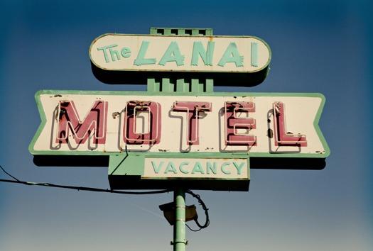The Dreamland Motel: Design Observer