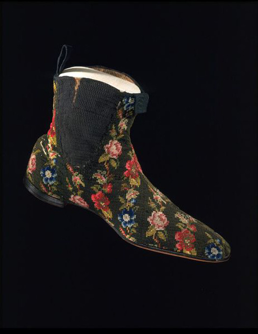 Shoe Designs Before 1900