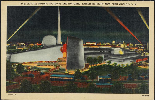 The World of Tomorrow in 1939