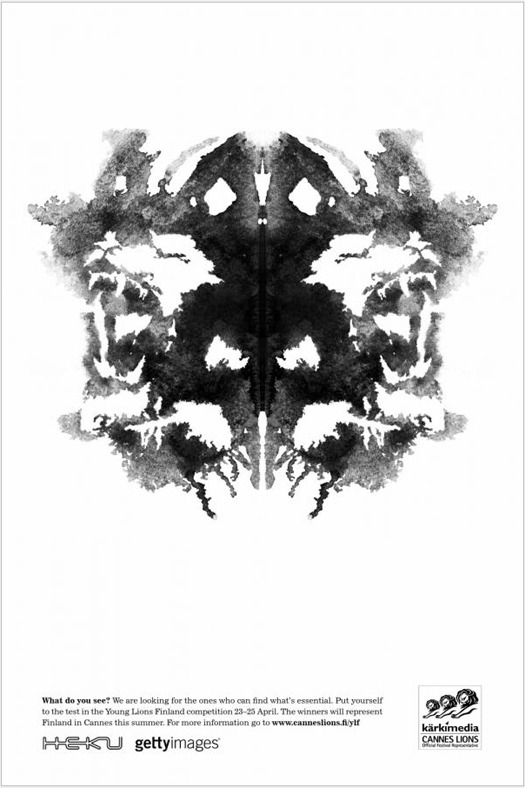 The Inkblot and Popular Culture