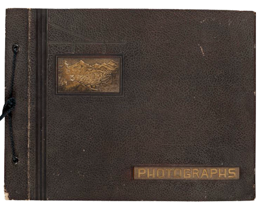Alaska Yukon Gold Rush Era Photo Album