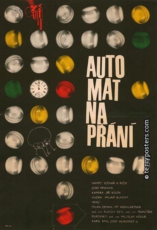 Czech Film Posters