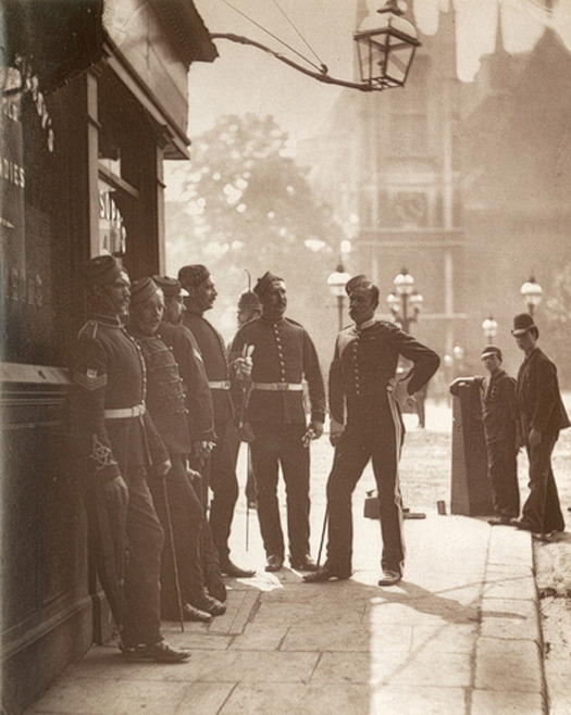 A Street Photographer of 19th Century London
