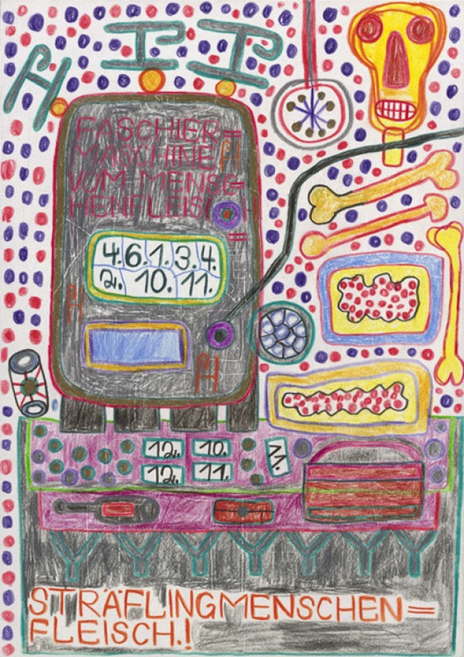 The Collection de l'Art Brut