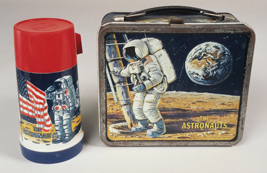 Back To School Time With A Visual History Of Lunchboxes