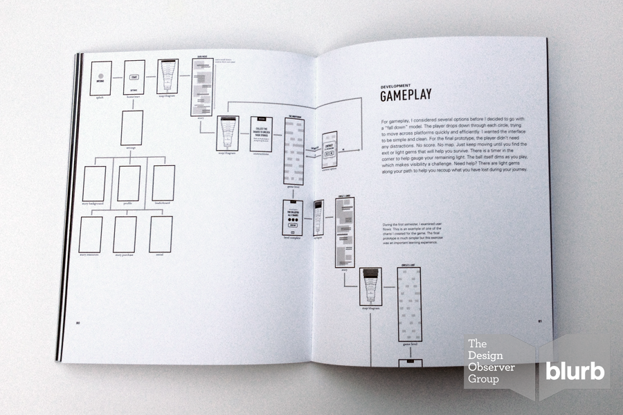 thesis book sample