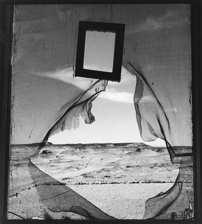 Exposure: Portrait of Space, photographed by Lee Miller.: Design Observer