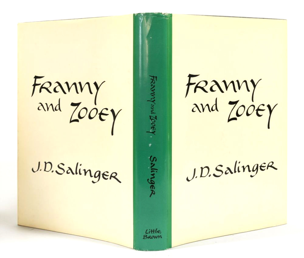 """franny and zooey essay Franny: franny and zooey and chicken sandwich essay love you"""" that she wrote over and over is not what she really wants to say when franny and lane went to."""