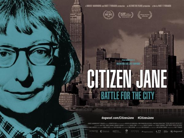 Jane Jacobs Took It to the Streets: Design Observer