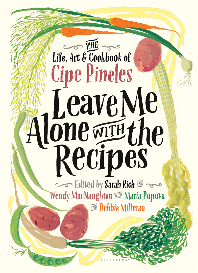 Recipe for success design observer unsung 20th century design hero cipe pineles shows how design makes the difference with a newly released book leave me alone with the recipes forumfinder