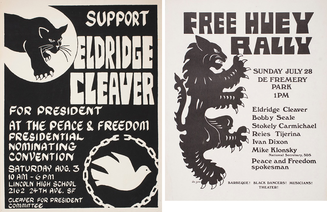 82c3655c52383 The Women Behind the Black Panther Party Logo: Design Observer