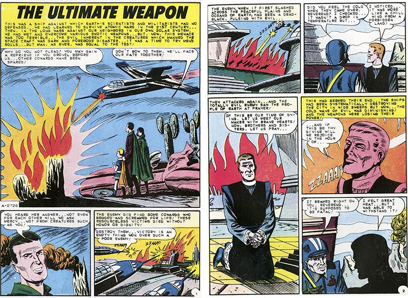Anti-War Comics Were No Laughing Matter: Design Observer