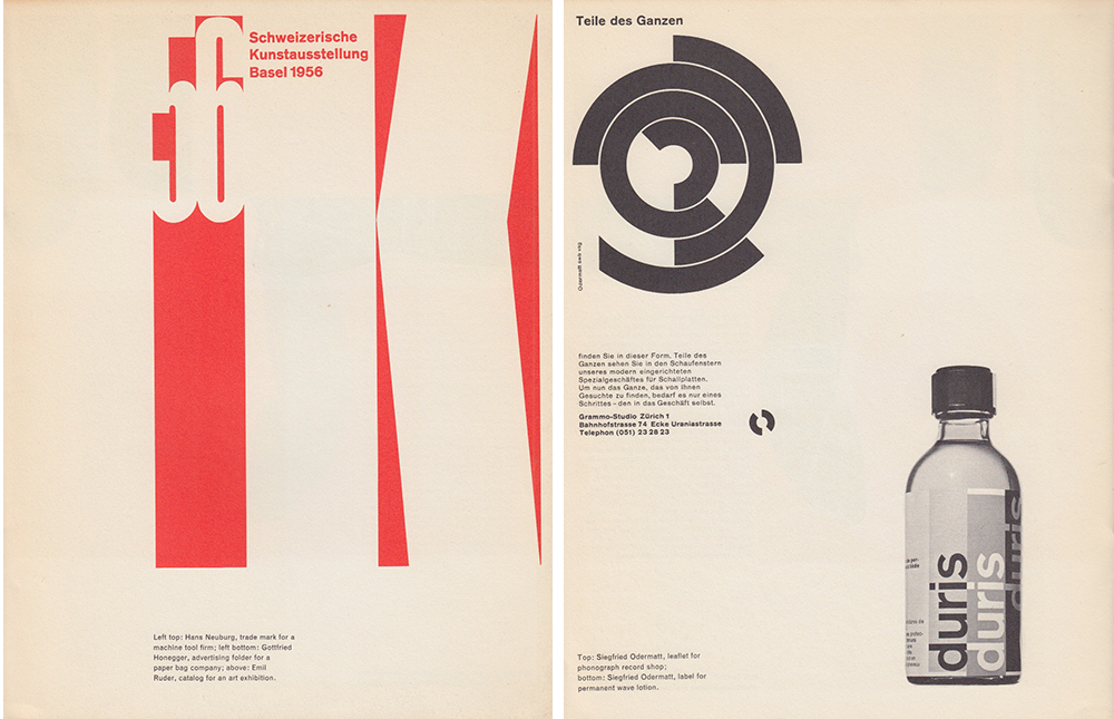 Swiss Graphic Designers