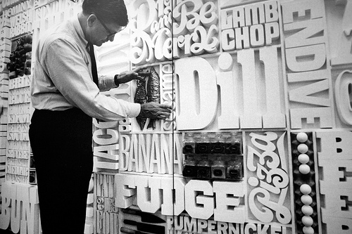 The Four Lessons Of Lou Dorfsman Design Observer