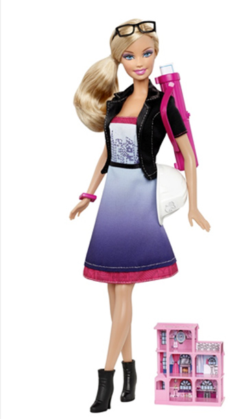 Architect Barbie Design Observer