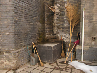 China: Brooms, Mops and Chairs