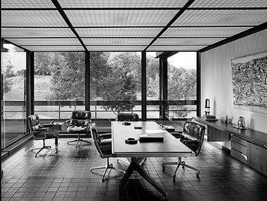 Decorating Brutalism The Interiors Of Kevin Roche Design
