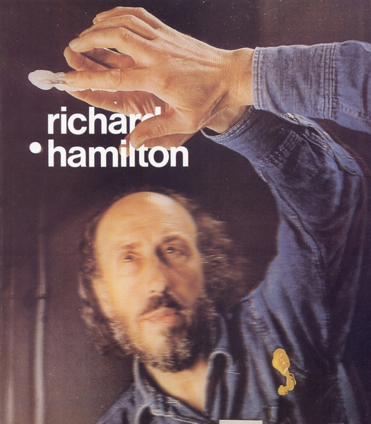 Richard Hamilton, The Great Decipherer: Design Observer