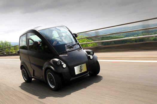 The T 25 Is Barely Over 8 Feet In Length And Expected To Get 80 Mpg Photos Courtesy Gordon Murray Design Limited