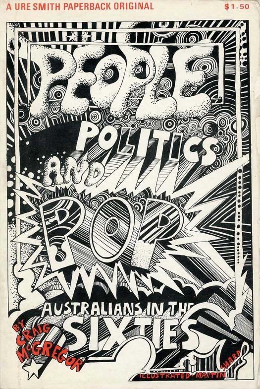martin sharp u0026 39 s illustrations for people  politics and pop