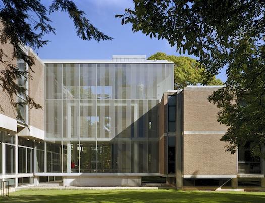 School Of Architecture Addition, Princeton University. Photo: Paul Warchol