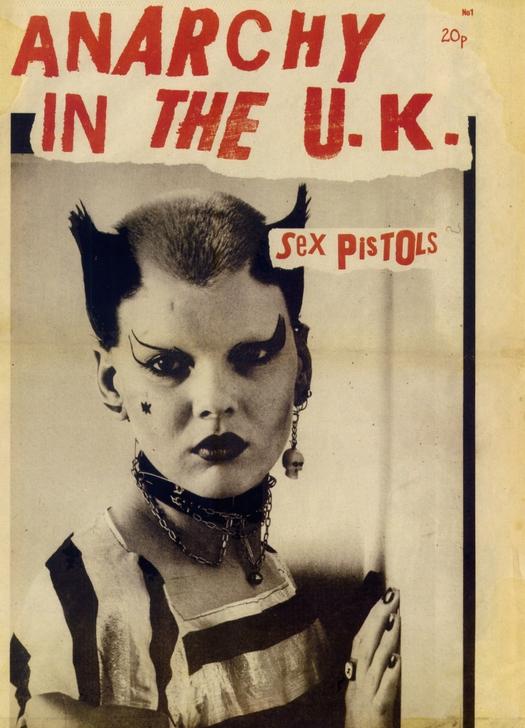 Sex Pistols  Anarchy In The UK Lyrics  AZLyricscom