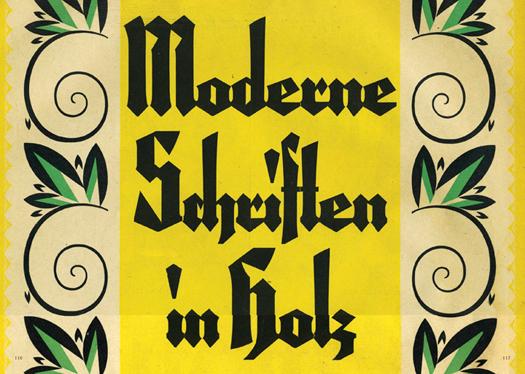 Elegant Lettering From Design S Golden Age
