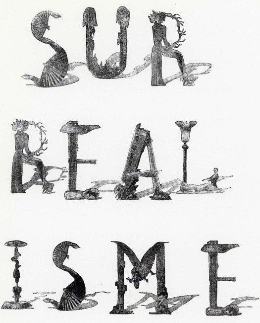 A dictionary of surrealism and the graphic image design observer - Les classiques du design ...