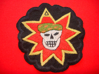 Underground Vietnam Military Patches