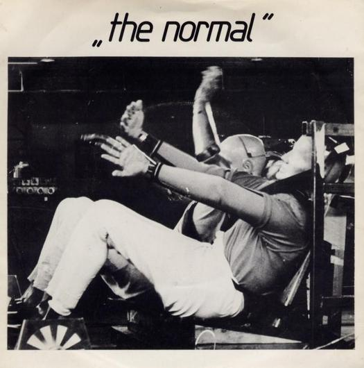 The Normal Warm Leatherette New Wave Retro T Shirt 14
