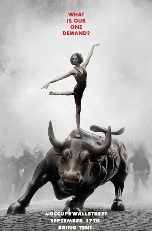 AdBusters Occupy Wall Street