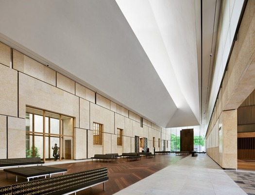 The Barnes Foundation And Corporate Space Design Observer
