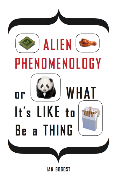 Alien Phenomenology