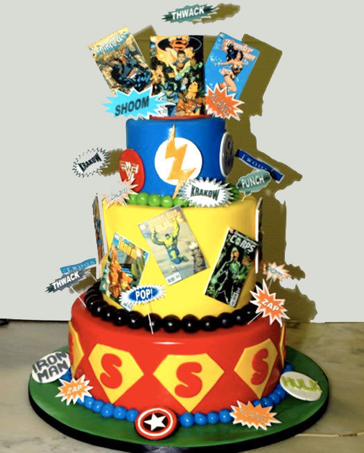 Cake Designs For Your Boss : Sweet Spot: Cake as Craft?: Design Observer