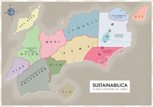 Sustainabilica Map