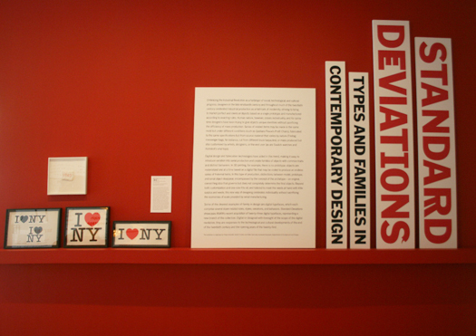 Review of MoMA's Typography Show and the Puzzlement Over the