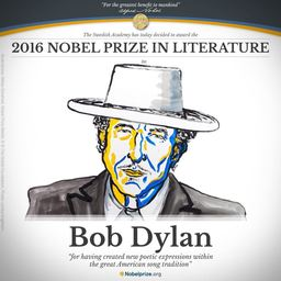 Ken Gordon Bob Dylan Redesigns The Nobel Prize Lecture Experience Dissecting Laureates Speech