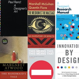 Holiday Book List: For the Design Practitioner and the Theorist