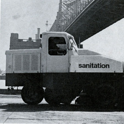 Cleaning Up Sanitation
