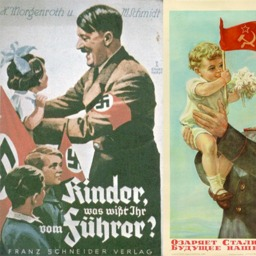 Swastika v. Hammer and Sickle: An Odd Logo Competition