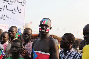 South Sudan: Birth of a Republic
