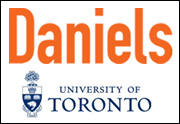 The John H. Daniels Faculty of Architecture, Landscape, and Design at the University of Toronto