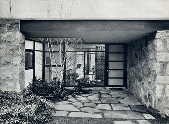 A House to Live With: Paul Rand in Esquire 1953